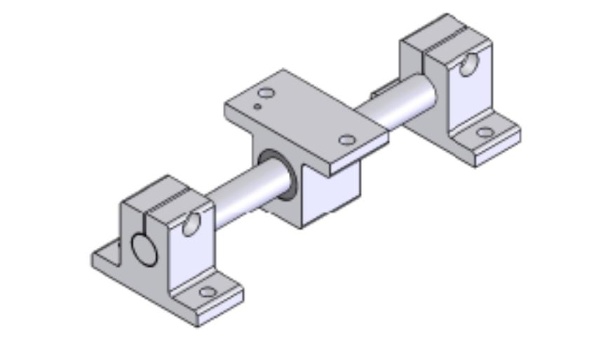 Guias Lineares -  Automação Industrial