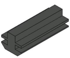 Perfis Base 40/50mm -  Perfil em Alumínio em Araucária