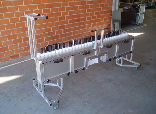 Carrinho -  Automação Industrial em Araucária